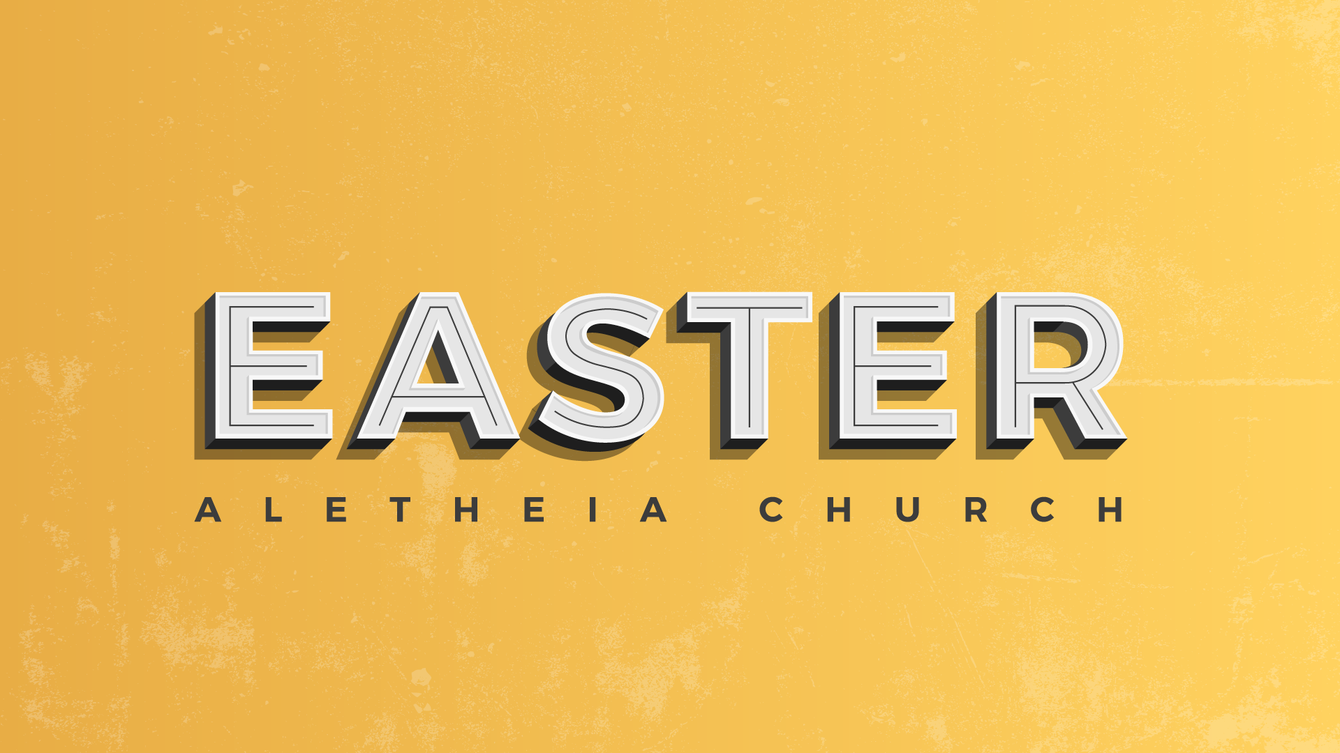 Easter Weekend at Aletheia!
